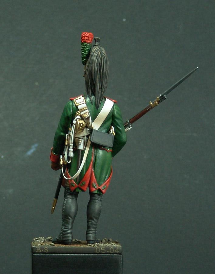 Vitrine de Bernard.S (Métal Modèles, bien entendu...) Trompette des 9ème et 7ème Hussards 110203013215359347577504