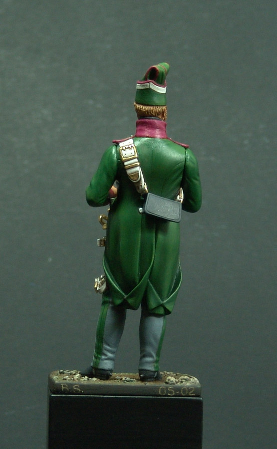 Vitrine de Bernard.S (Métal Modèles, bien entendu...) Trompette des 9ème et 7ème Hussards 110203013618359347577514