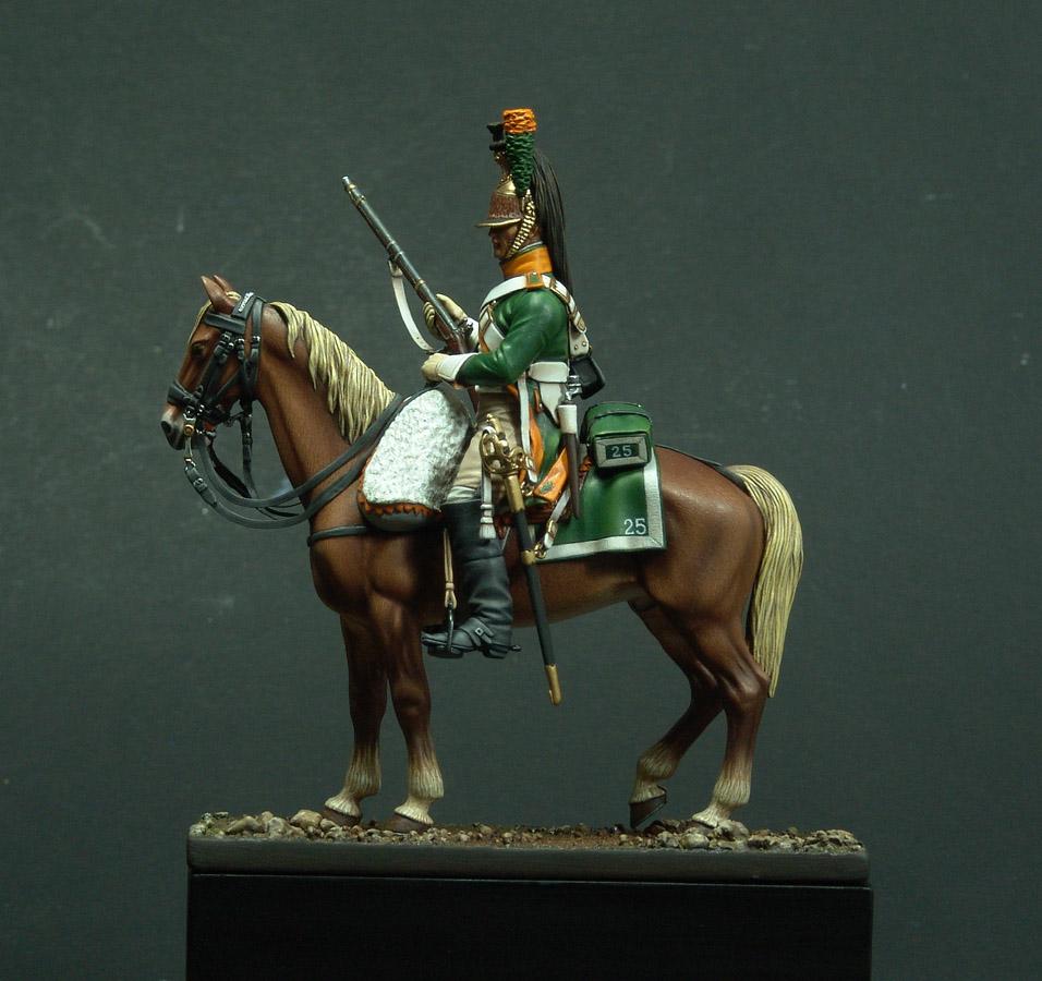 Vitrine de Bernard.S (Métal Modèles, bien entendu...) Trompette des 9ème et 7ème Hussards 110203013934359347577542