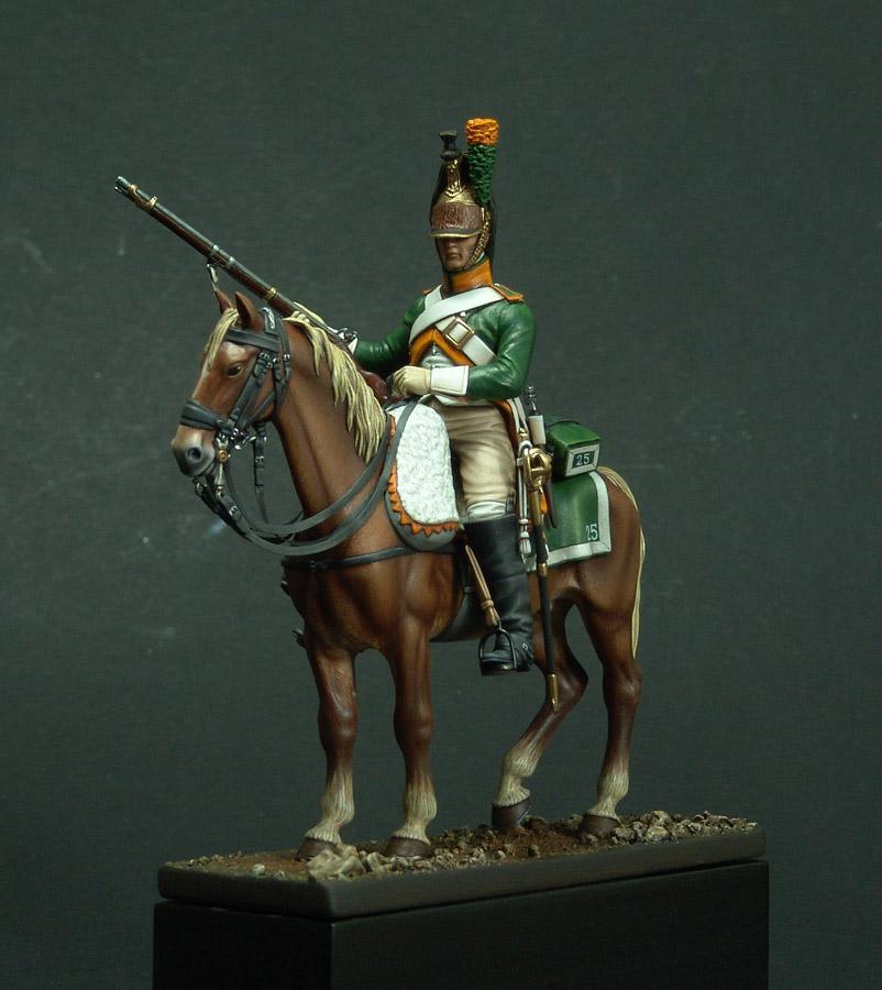 Vitrine de Bernard.S (Métal Modèles, bien entendu...) Trompette des 9ème et 7ème Hussards 110203014027359347577544