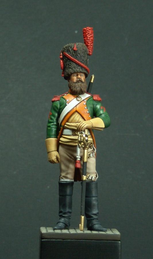 Vitrine de Bernard.S (Métal Modèles, bien entendu...) Trompette des 9ème et 7ème Hussards 110203014047359347577545