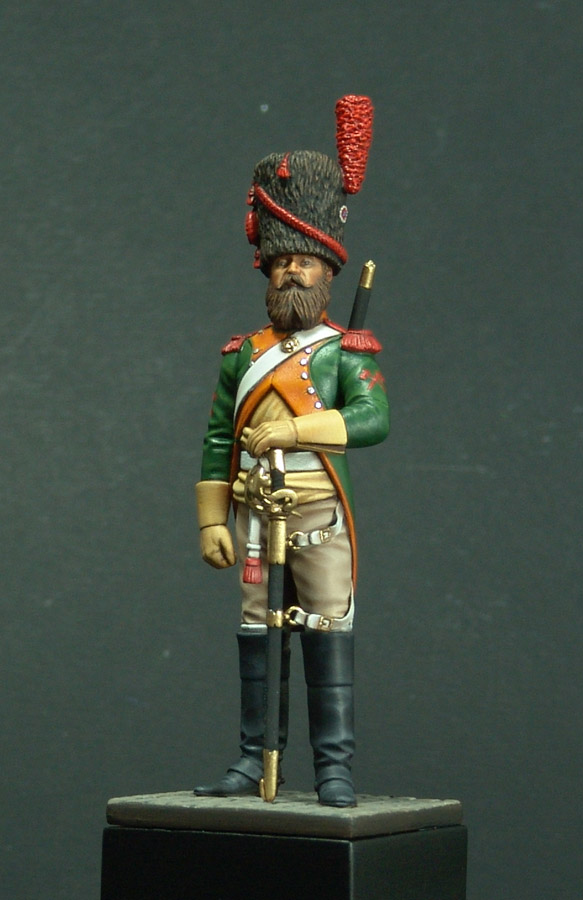 Vitrine de Bernard.S (Métal Modèles, bien entendu...) Trompette des 9ème et 7ème Hussards 110203014143359347577548