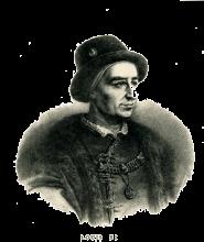Portrait de LOUIS XI