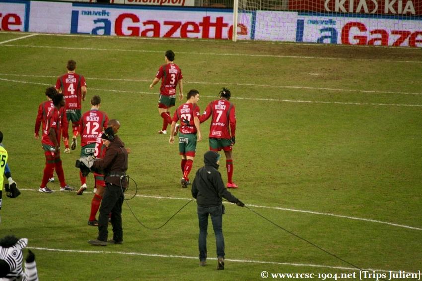 R.Charleroi.S.C - SV Zulte Waregem [Photos] [2-0] 1102060138351011247593742