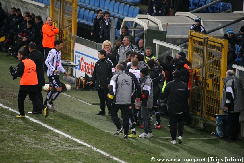 R.Charleroi.S.C - SV Zulte Waregem [Photos] [2-0] 1102060159091011247593806