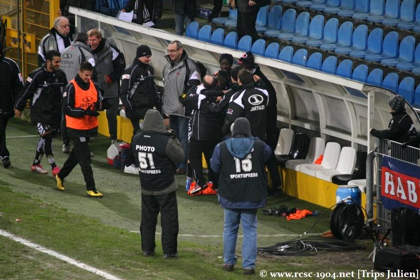 R.Charleroi.S.C - SV Zulte Waregem [Photos] [2-0] 1102060159581011247593809