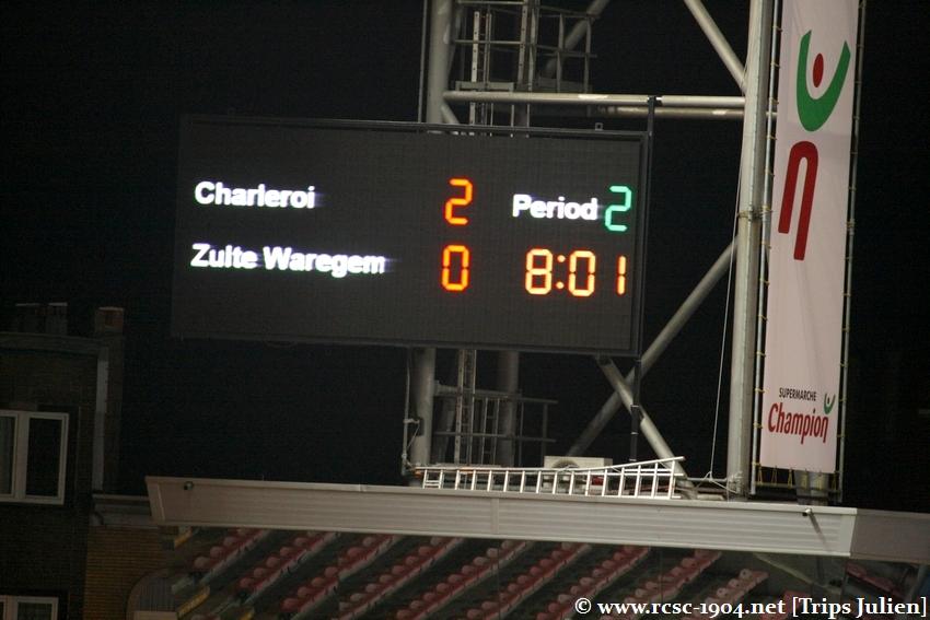 R.Charleroi.S.C - SV Zulte Waregem [Photos] [2-0] 1102060200121011247593810