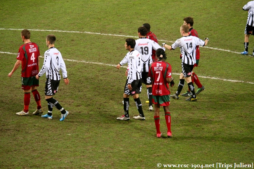 R.Charleroi.S.C - SV Zulte Waregem [Photos] [2-0] 1102060200311011247593811