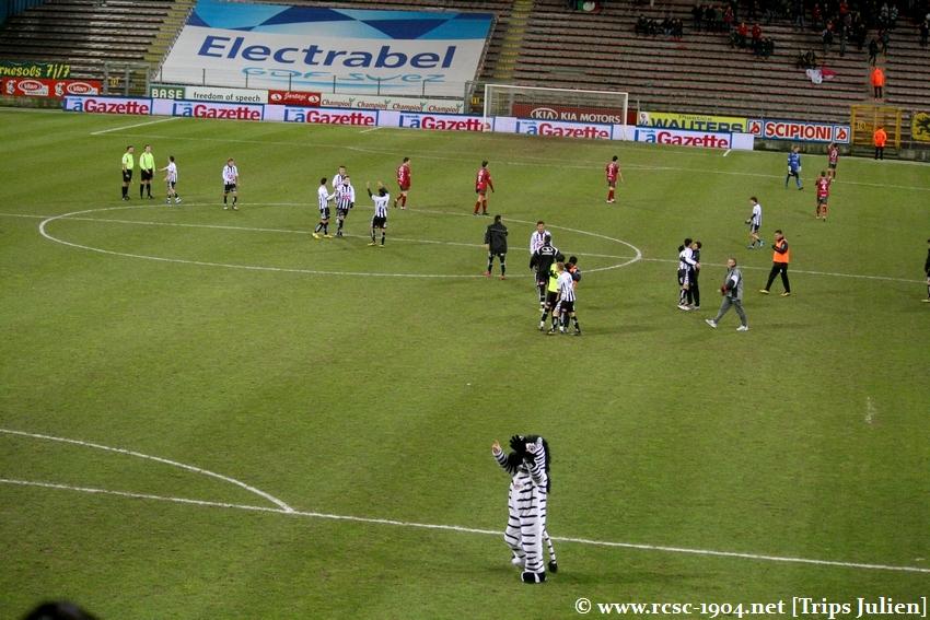 R.Charleroi.S.C - SV Zulte Waregem [Photos] [2-0] 1102060203181011247593823