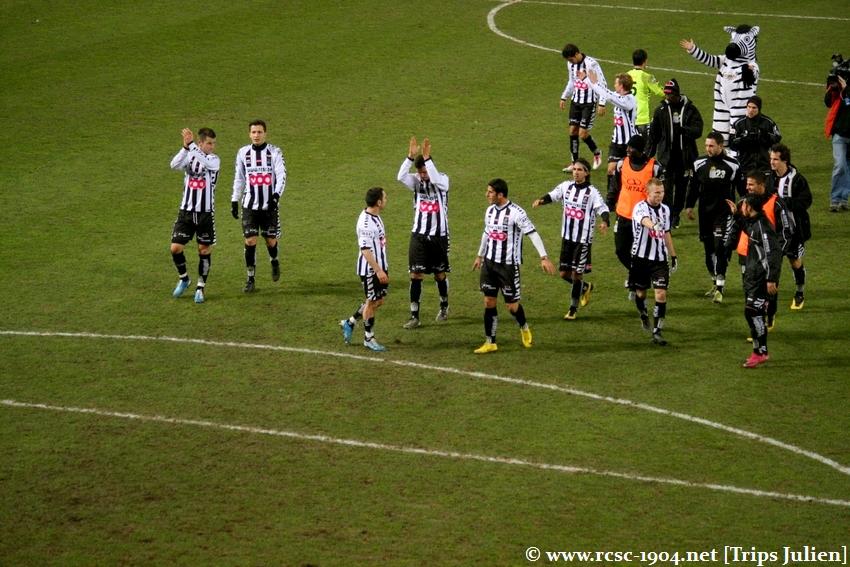 R.Charleroi.S.C - SV Zulte Waregem [Photos] [2-0] 1102060208241011247593843