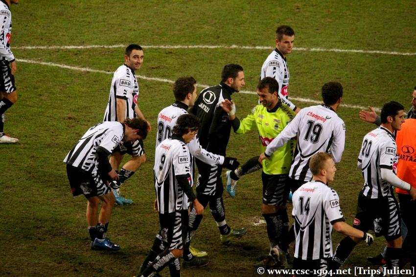 R.Charleroi.S.C - SV Zulte Waregem [Photos] [2-0] 1102060209481011247593855