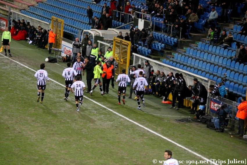 R.Charleroi.S.C - SV Zulte Waregem [Photos] [2-0] 1102061143491011247595481