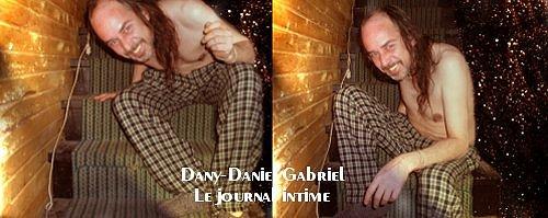 dany daniel gabriel dans les escaliers du studio des etoiles