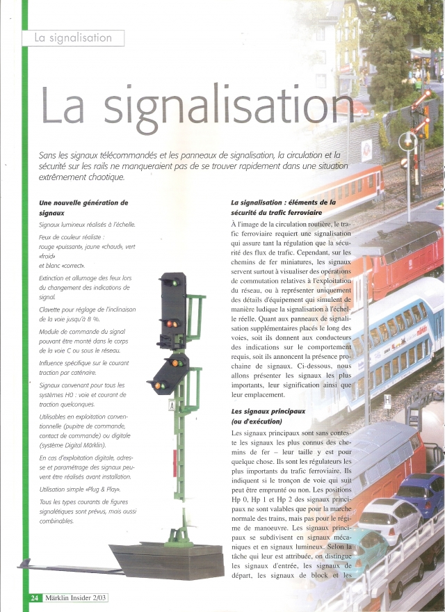 La Signalisation.....................Chapitre I... 110210101019909727619978