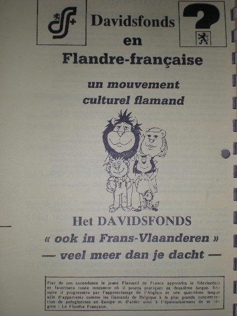 Davidsfonds Frans-Vlaanderen 110211092342970737628766