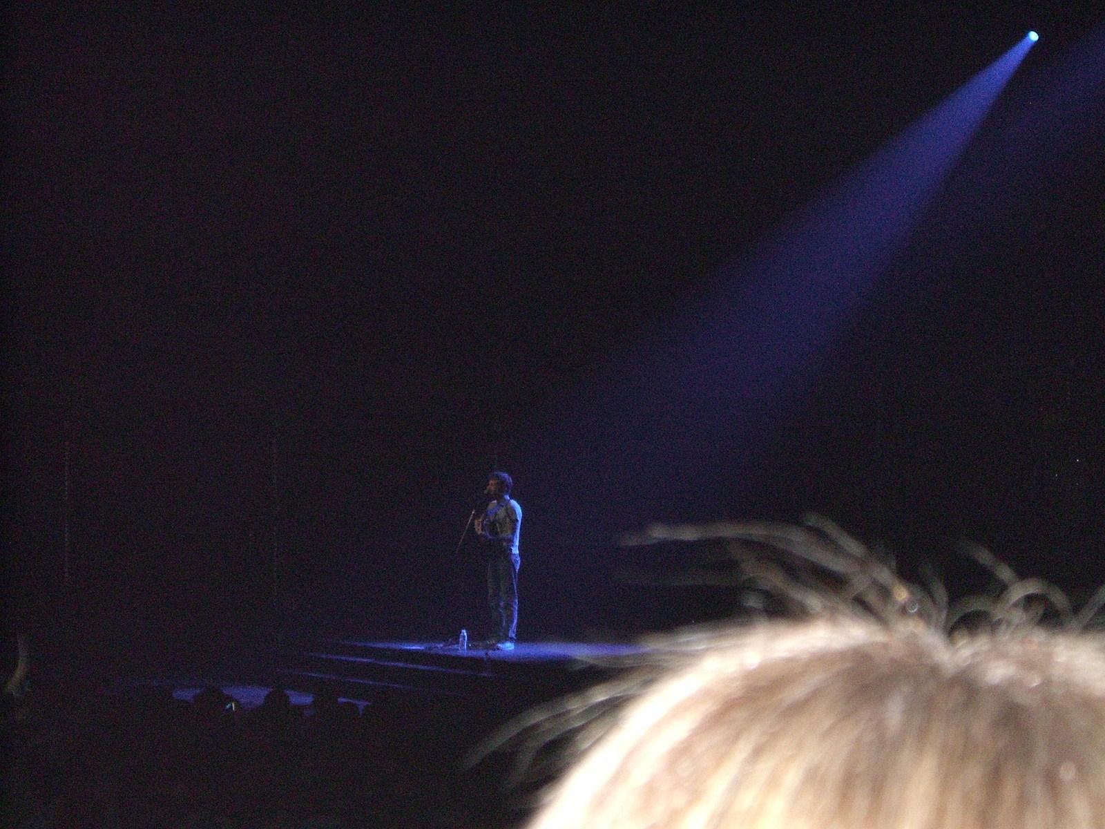 Yannick Noah au Dome de Marseille (11 -2- 2011) dans MUSIQUE 1102120430211066577633015