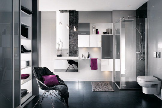 les photos de salles de bain page 2. Black Bedroom Furniture Sets. Home Design Ideas