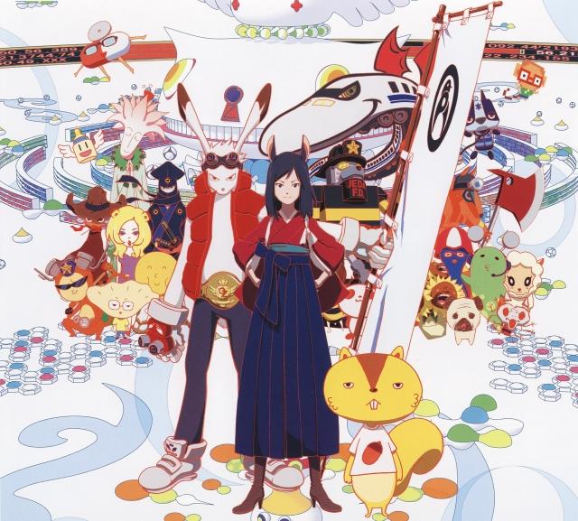 Summer Wars de Iqura Sugimoto 110214051134735217647625