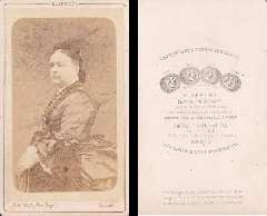 CDV - cdv Appert Reine Victoria