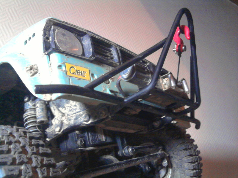 [ SCX10 Axial ] Toyota Hilux trial  - Page 5 110217122134228117662093