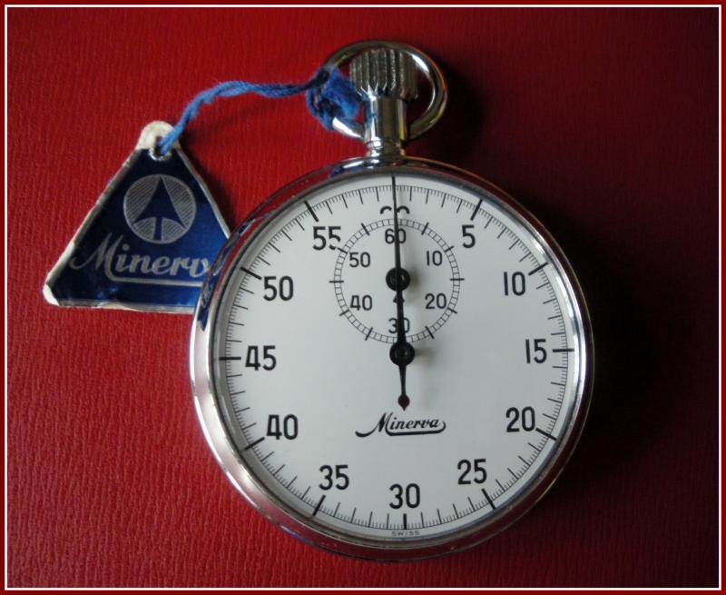 Mes chronographes : revue. 1102190532541080537676585