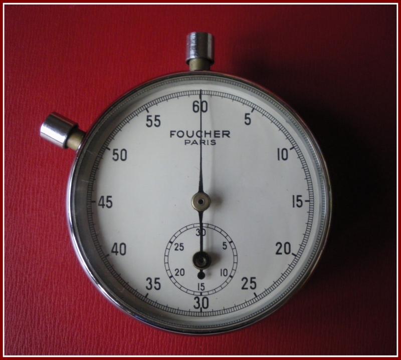 Mes chronographes : revue. 1102190533341080537676601
