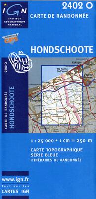 Vlaamse plaatsnamen op onze IGN kaarten  110219084822970737677902