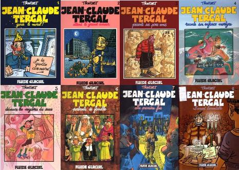 Jean-Claude Tergal T01 a T08