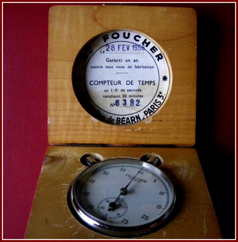 Mes chronographes : revue. 1102201118541080537680650