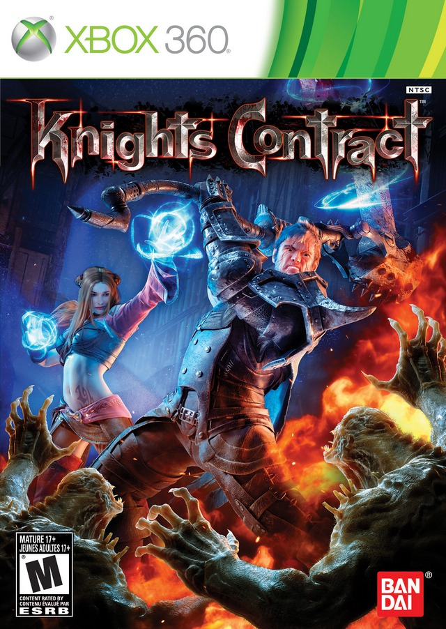 Knights Contract |PAL| XBOX360 (Exclue) [FS]
