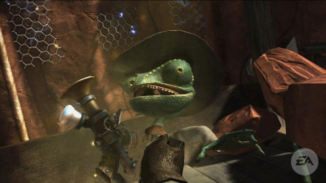 Rango: The Video Game Image