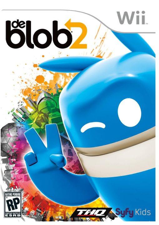 De Blob 2 Poster