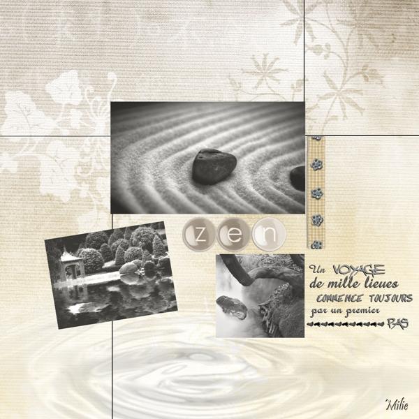 Template by Valé +Kit collab Zen Attitude + WA Scrapteamphotofiltre