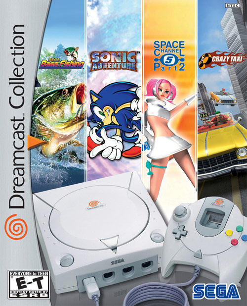 Dreamcast Collection [PC/2011] (Exclue) [FS]