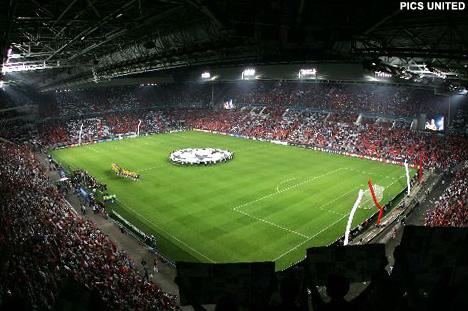LOSC Rijsel in de Europa league 110224120047970737704594