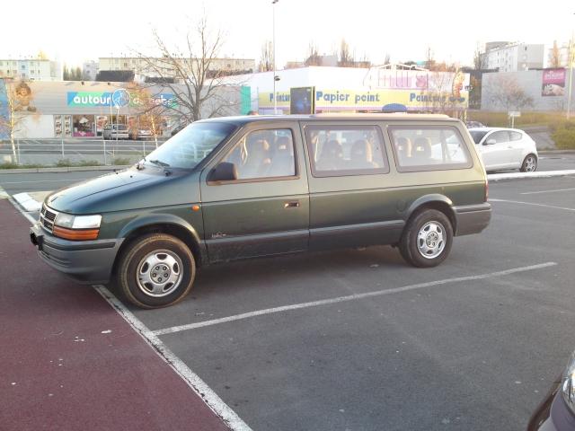 mon grand Voyager s2 1995 2.5td se confort kipling 1102250254311279077709543