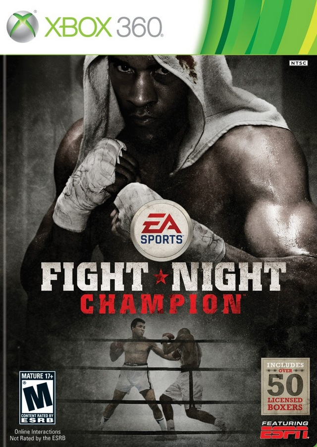 Fight Night Champion XBOX360 [FR] (Exclue) [FS]