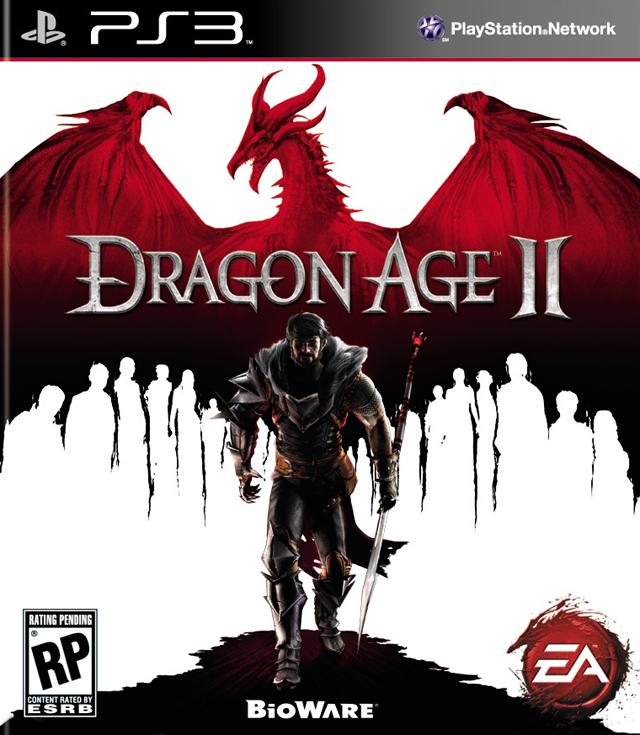 Dragon Age II Poster
