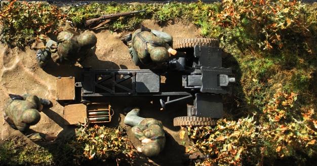 Leichtes infanterigeschutz 18  ESCI 1/35 110303125204667017749067
