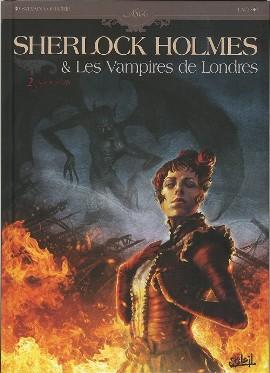 Sherlock Holmes et Les Vampires de Londres [FRENCH] [HF]