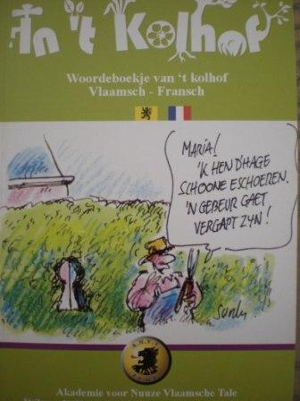 Vlaamse woordenboeken & grammatica's 110306031127970737767270
