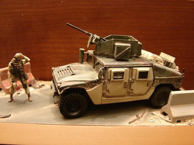 """""""Humvee Irak"""" conversion sur base Revell 1/72ème - Page 2 1103090927011151537788892"""
