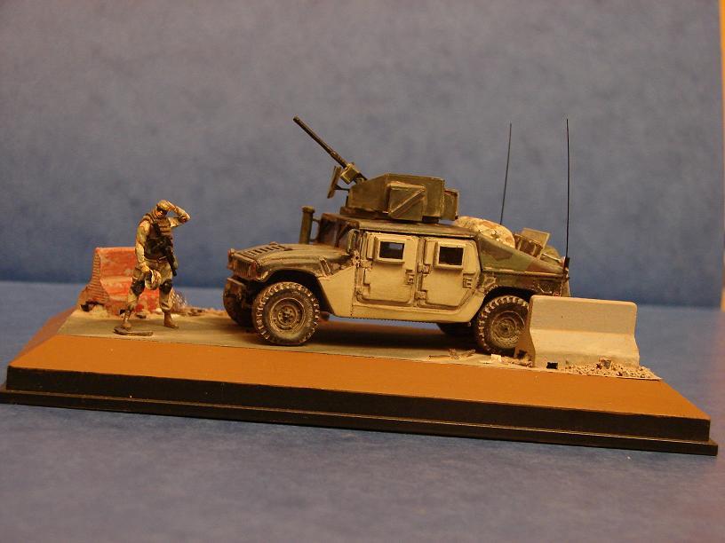 """""""Humvee Irak"""" conversion sur base Revell 1/72ème - Page 2 1103100928221151537794924"""
