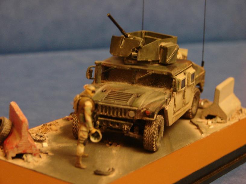 """""""Humvee Irak"""" conversion sur base Revell 1/72ème - Page 2 1103100928241151537794925"""