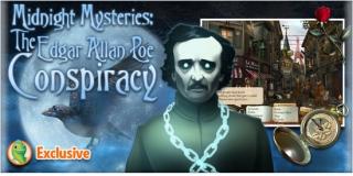 Mystéres de Minuit La Conspiration d'Edgar Allan Poe