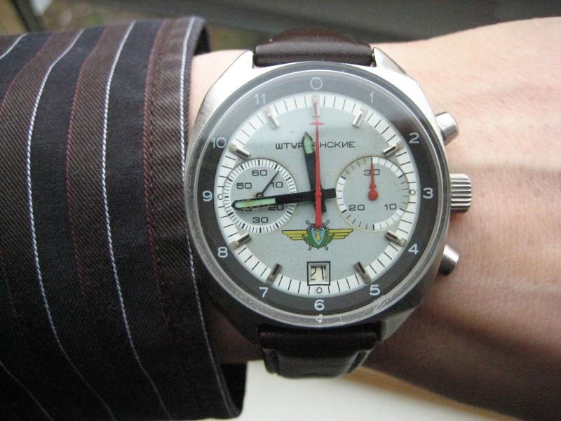 Quelle est la montre russe que vous portez le plus souvent? 1103120429321277547803369