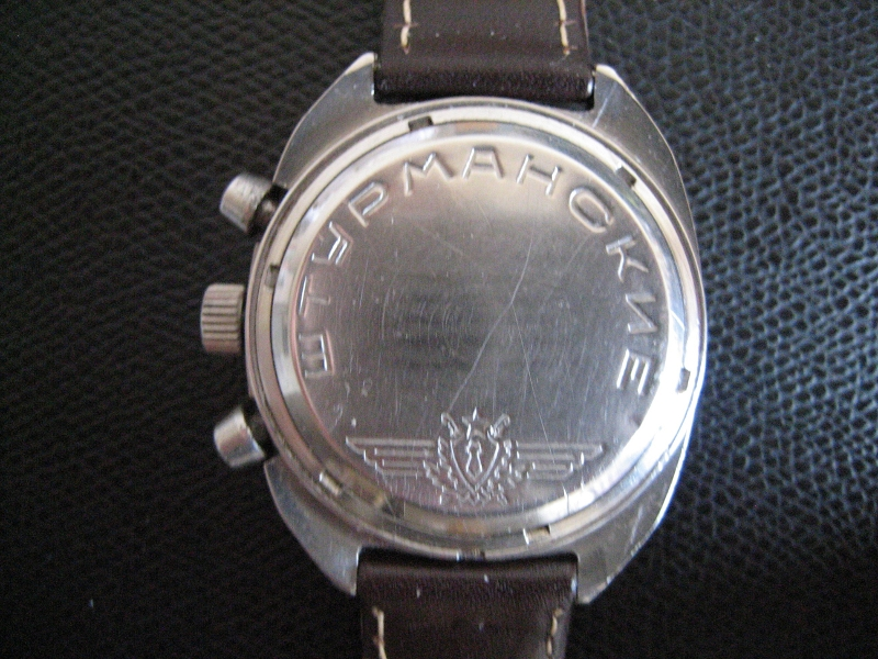 Quelle est la montre russe que vous portez le plus souvent? 1103120431171277547803395