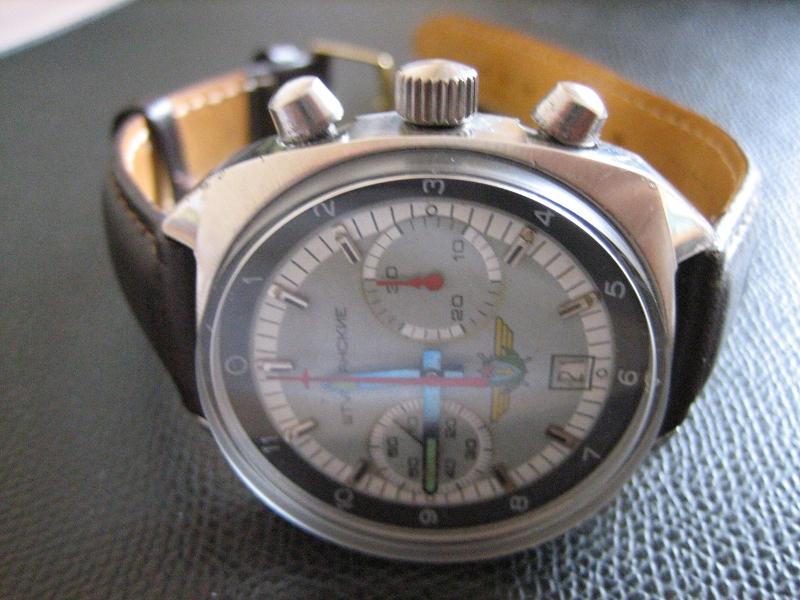 Quelle est la montre russe que vous portez le plus souvent? 1103120433111277547803408