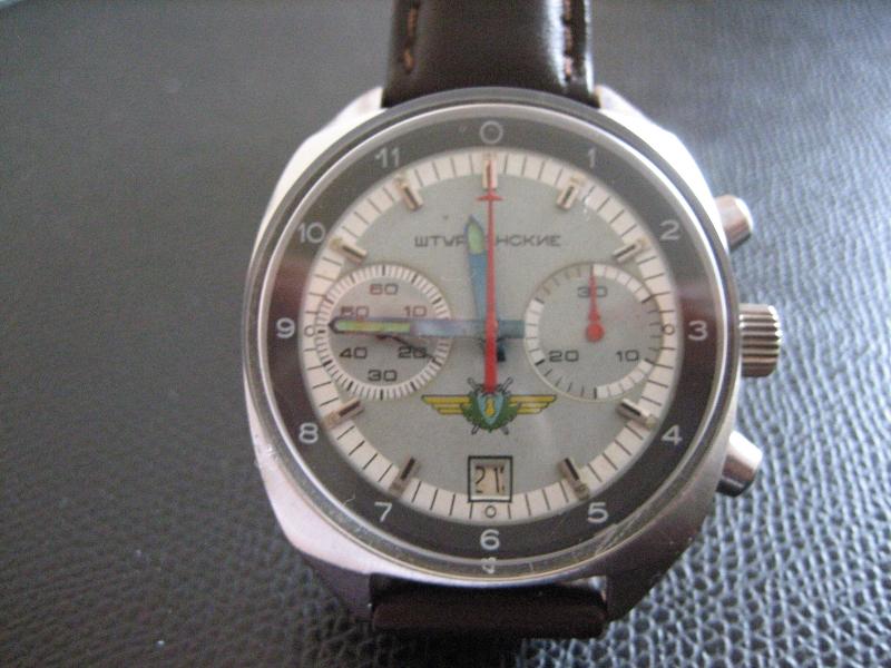 Quelle est la montre russe que vous portez le plus souvent? 1103120433341277547803411
