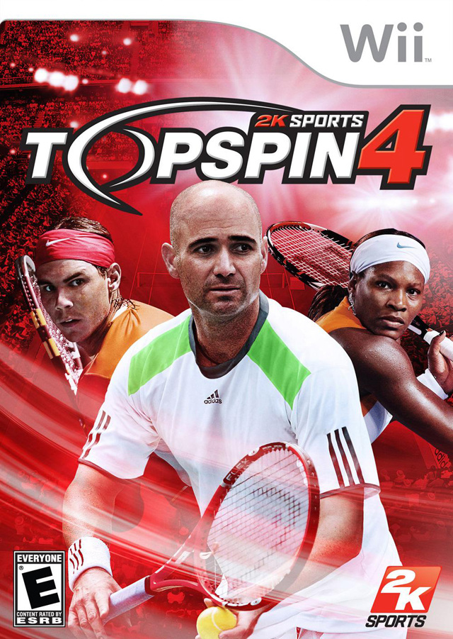 Top Spin 4 Poster